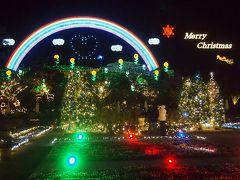 【クリスマス ファンタジー】あしかがフラワーパークのクリスマス