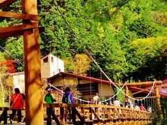 上高地5/6 河童橋(全長37m)を目指して爽快歩き ☆快晴!穂高連峰もくっきりと