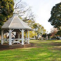山手公園、妙香寺とキリン公園周辺の散策