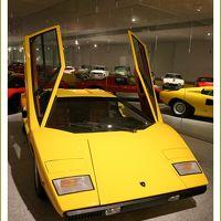 Solitary Journey [1677] 憧れのカウンタックLP400やトヨタ2000GTなど歴史的名車を多数陳列<四国自動車博物館>/高知県香南市