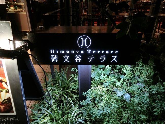 忘年会 ☆ 碑文谷テラス & カレッタ汐留イルミネーション