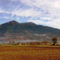 初冬の筑波山に登る・・・①筑波山神社周辺の紅葉と男体山頂まで
