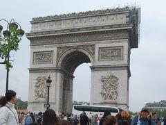 久しぶりのヨーロッパ♪フランス・パリ7日間の家族旅行1
