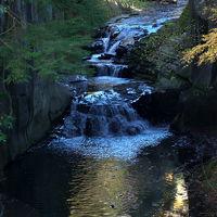 冬晴れだったので・・・名水の里・久留里、濃溝の滝、笹川湖紅葉クルーズ、純喫茶Gの珈琲(笑)