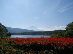 回顧録 2013年9月後半3連休 山梨の旅(2) 富士五湖周辺
