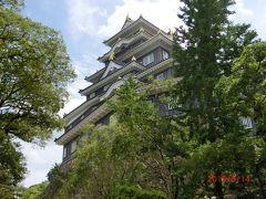 絵になる風景 倉敷と岡山の旅