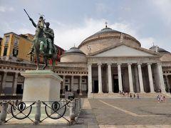 イタリア あっちも! こっちも! と欲張りなたび その40 ナポリ歴史地区