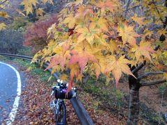 晩秋の奥秩父ちょこっとサイクリング