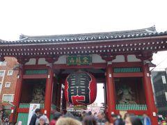 【坂東札所巡礼8-2】レストランカミヤでランチをしたら坂東札所13番浅草寺参り