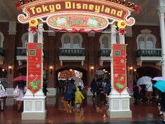 JMBクリスタル達成後、初のJALで行くクリスマスシーズンの東京ディズニーリゾート 東京ディズニーランド編!