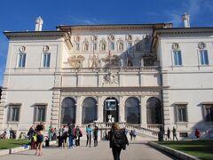 美術館巡り:ローマ・ボルゲーゼ宮殿美術館(33)でカラバッジョ、ラファエロやベルニーニの絵画、彫刻を堪能!!