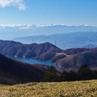富士山と南アルプスの展望台 / 大菩薩嶺