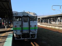 東京から函館へ鉄道旅−5 函館本線に乗って