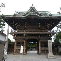 京成高砂駅から「柴又帝釈天」を見て金町駅へ