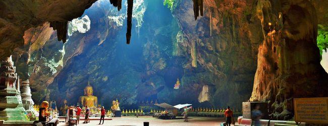 タイ ペッチャブリーで神秘の洞窟寺院カ...