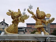 2015年 キラキラ煌めく東京へ★vol.4クリスマスに彩られた「ディズニーシー」へ★