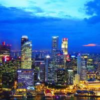 X'masなシンガポールの旅(前編)