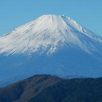 丹沢 塔ノ岳・鍋割山 表尾根は富士山がイイね