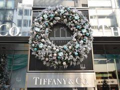 クリスマス 優雅な東京ショッピング♪ Vol2 銀座♪