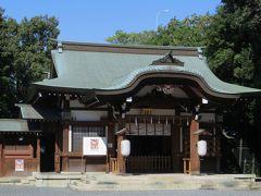 2015秋、氷上姉子神社(1):10月8日(1):境内への石段、鳥居、手水舎、氷上姉子神社拝殿、元宮へ