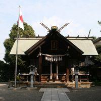 2015年10月 日吉神社 茅ヶ崎城址訪問