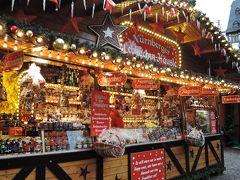 baba友4人ドイツクリスマスマーケットを行く(4)フランクフルト・ヴィースバーデンそして帰国