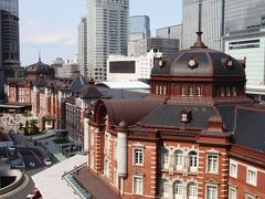 2015年 東京1泊2日・東京ステーションホテル~表参道でランチを食べる その①