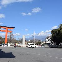 富士山女子駅伝コースを自転車で走って来ました(1区〜4区) 2015.12.28