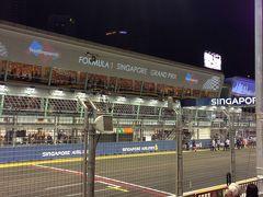 F1 Singapore 2014