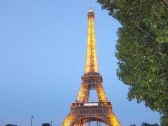 久しぶりのヨーロッパ♪フランス・パリ7日間の家族旅行2