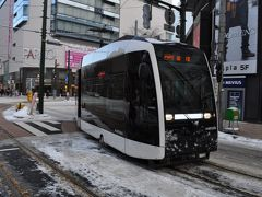 2015年12月札幌市電乗りつぶしの旅 後篇