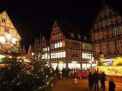 クリスマスマーケットはやっぱりドイツ!②(ゴスラーからツェレへ)
