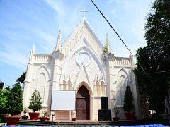 ☆゚+.ホーチミンで誕生日03 ゚+.☆路地裏散歩 と クリスマス準備中の聖ヨゼフ修道院