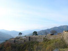 天空の城を訪ねて(2)−竹田城跡