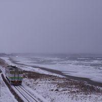 冬の初めの北海道・鉄道ぐるっと7Days ⑦網走ぶらり→オホーツク海に一番近い駅で