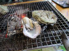 かき小屋ベイサイド 今年も焼牡蠣の季節がやってきました!