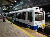 2013年スペイン旅行記 第18回 スペイン狭軌鉄道(Feve)トランスカンタブリコ線でオビエドからサンタンデールへ 前編