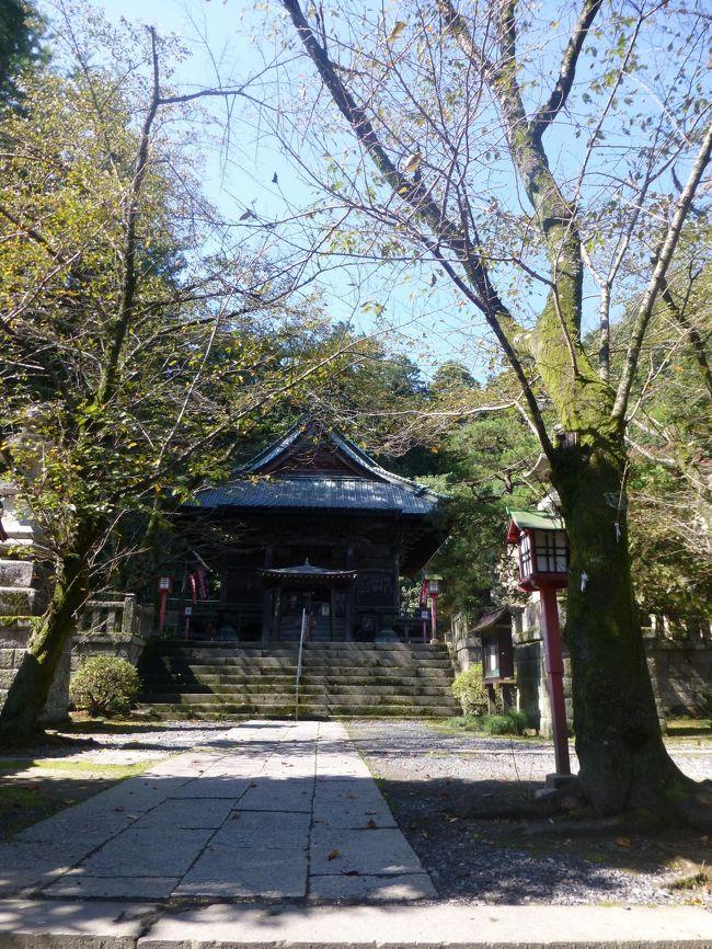 【坂東札所巡礼7‐1】まっすぐのびた参道を歩いて第10番 正法寺(岩殿観音)へ向かいます