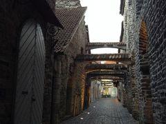 � エストニア タリンでかわいい街歩き