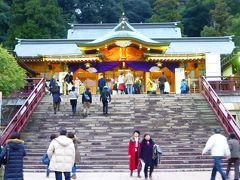 2016年の初旅は、急に決めて行った長崎1泊2日の旅【長崎県のパワースポット神社である、『諏訪神社』初詣参拝と、有名店の一つである『三八ラーメン』での皿うどんの夕食編】