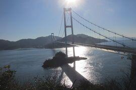 旅ラン のどかな海景色 とびしま海道 下蒲刈島三之瀬の町を散策 宿泊は上蒲刈島の温泉 1日目