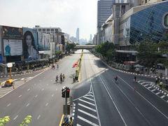 香港・澳門・パタヤ・盤谷2015.12 (6)渋滞都市バンコクから車が消えた日