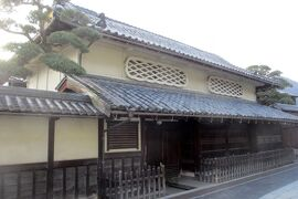 安芸の小京都 むかしの町並が残っている竹原を散策 3日目午後
