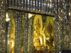 タイのイサーンと北部ベトナムの旅(3)         ギンギラ銀のお寺を観る。