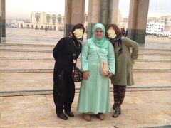 やっぱりモロッコに行きたくて・・・長旅承知で二度目の北アフリカへ! (親子旅第九弾 モロッコ 01 出国~カサブランカ・ラバト編)