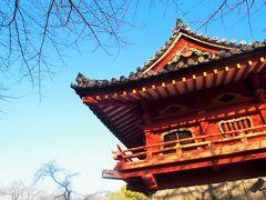 小江戸・川越~喜多院の参拝と蔵の街ぶらぶら