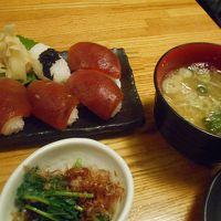 """たまには「ベタ」な郷土料理1509 「島寿司&アシタバ料理  """"八丈島"""" 」   ~池袋・東京~"""