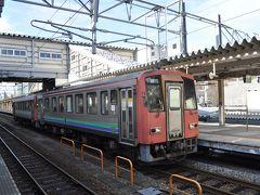 2016年1月周遊乗り放題きっぷ中央エリアの旅3(高山本線で越中八尾駅往復)