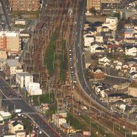 福岡空港から天神まで。謎のルートで。観光付き。