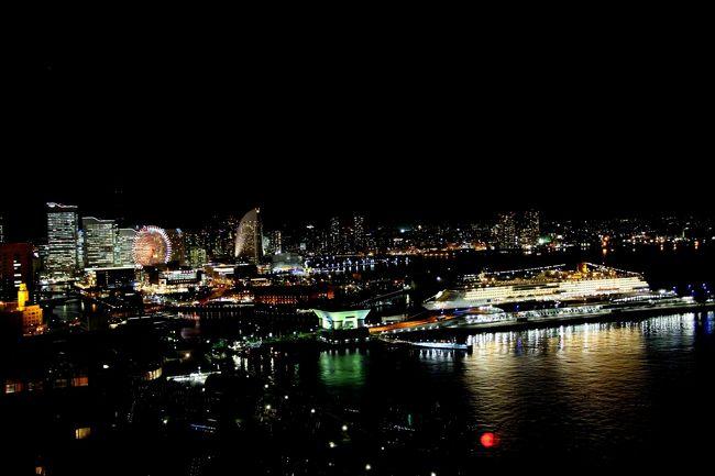 TBSテレビ「ひるおび」観覧のあと横浜へ向かいました。<br />関内駅近くの「アパホテル横浜関内」に宿泊です。<br />横浜の夜景が一度は見たいと思い横浜に宿泊することに決めました。<br />マリンタワーから見る横浜の夜景には感激です。